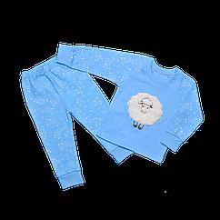 Пижама для мальчика Dexters Барашек 36 Голубой d901, КОД: 1048622