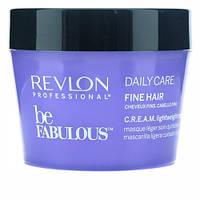 Маска для тонких волос REVLON BE FABULOUS DAILY FINE  MASK 200 мл