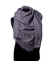 Палантин женский Bruno Rossi 150 х 140 см Темно-серый CH128 grey, КОД: 190659