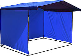 Торговая палатка PromoZP Стандарт 3х2 м Синий mrbzfp, КОД: 961081