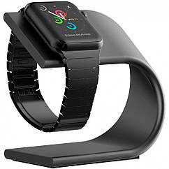 Док-станция для Apple Watch Aluminium series Space Gray IGWDSASSG2, КОД: 146702