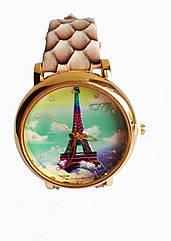 Часы женские кварцевые Tower Beige, КОД: 112010