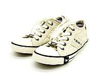 Кеды Mustang shoes 33 Белый MU 203 white - 33, КОД: 974889
