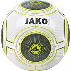 Футбольный мяч JAKO White-Green 4050144935245, КОД: 199311