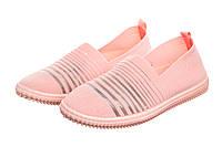 Слипоны женские RTX 36 Розовый, КОД: 236098