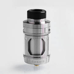 Атомайзер Digiflavor Themis RTA Dual Single Coil Silver AJGigTHstS, КОД: 172839
