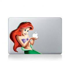 Виниловая наклейка Upex для Macbook Air Pro 13 15 The Mermaid IGNUMAPT1, КОД: 299637