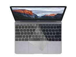 Накладка для клавиатуры MacBook Air Pro Retina 13 15 Transparent USA style IGMAPR1315TUS, КОД: 397418