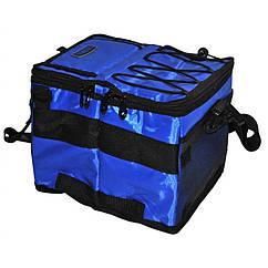 Изотермическая сумка Thermos Double Cooler 10 л 188199 Синий 002овраываыввтЮИА0, КОД: 969842