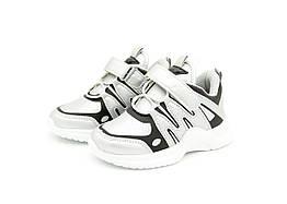 Кроссовки BBT.kids 31 Черный с серым E8083-3 silver-black - 31 18, 5см, КОД: 1077230