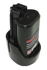 Аккумулятор для шуруповерта Bosch BAT411A 2.0Ah 10.8V Черный 763276, КОД: 1098755