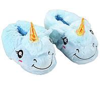 Тапочки-кигуруми Kronos Top Единороги размер 36-41 stet1206,1, КОД: 943809