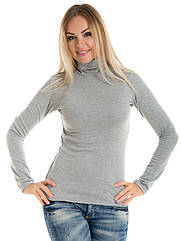 Женский гольф из полушерсти IRVIC 48-50 Светло-серый IrC-VH10-401-48-50, КОД: 270754