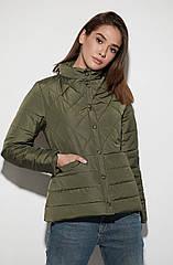 Куртка KARREE Кэрол M Хаки KAR-KV00047, КОД: 726627