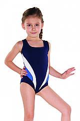 Купальник для девочки Shepa 045 158 Темно-синий sh0338, КОД: 264465