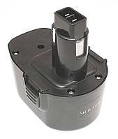 Аккумулятор для шуруповерта DeWalt DC9091 2.0Ah 14.4V Черный 837746, КОД: 1098862