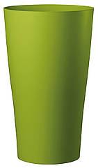 Горшок для растения Deroma Реверсо 65 х 39 см 54.1 л зелёный 000002970, КОД: 358599