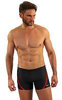 Мужские плавки Sesto Senso 366 L Черные sns0010, КОД: 1093687