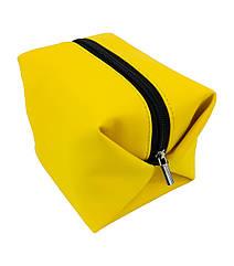 Косметичка PAPAdesign Желтая PDB7702, КОД: 980674