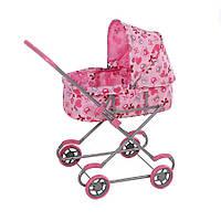 Коляска для куклы Kronos Toys 9308 W-1 Розовая int9308 W-1, КОД: 961696