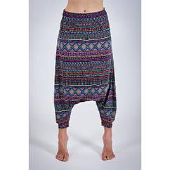 Спортивные штаны для йоги Азулеже Yogamania S Разноцветный 67618864546, КОД: 1059436