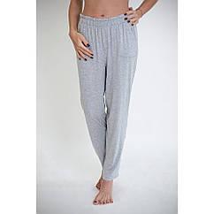 Спортивные штаны для йоги Селена Yogamania XS Серый 47150772682, КОД: 1059478