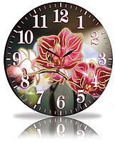 Настенные часы Декор Карпаты Разноцветный 45-96, КОД: 116595