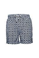 Пляжные шорты мужские IslandHaze Chain S Темно-синий isl0041, КОД: 1048794