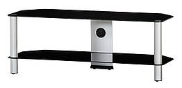 Подставка для телевизора Sonorous NEO 2110 Серебристый-черный NEO 2110-В-SLV, КОД: 677546