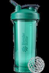 Спортивная бутылка-шейкер BlenderBottle Pro28 Tritan 820 ml Green, КОД: 977497