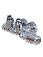 Терморегулируемый кран , G1 2 комплект 2шт, КОД: 387251