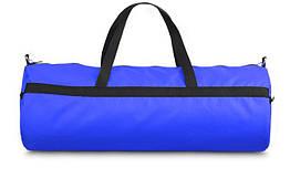 Спортивная сумка JustPlay Тубус Синий, КОД: 714952