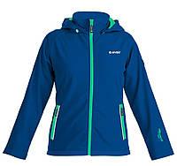 Куртка Hi-Tec Iker JR Irish Green 146 Синий 5901979176992IG-146, КОД: 705695