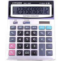 Настольный калькулятор CITIZEN 03882 Серый 30-SAN223, КОД: 897471