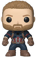 Фигурка Funko Pop Captain America 10 см SUN1410, КОД: 121166
