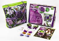 Набор для творчества Danko Toys My creative bag Сирень Разноцветный HGIYGDDQ, КОД: 916398
