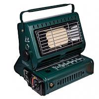 Плита-обогреватель газовая Tramp TRG-036 Green gr008245, КОД: 915892