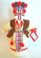 Кукла-мотанка КЛЮЙ Берегиня Юлия 17см Разноцветная K0048JU, КОД: 385374