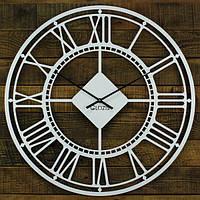 Настенные часы Glozis London 50 х 50 White B-027, КОД: 1028896
