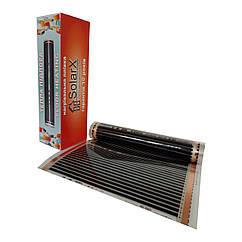 Комплект нагревательной пленки SolarX 15 м² 300305150, КОД: 370761