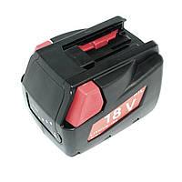 Аккумулятор для шуруповерта Milwaukee 0824-24 2.0Ah 18V Черный 346767, КОД: 1098765
