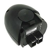 Аккумулятор для шуруповерта Metabo 6.31858 1.3Ah 4.8V Черный 576756, КОД: 1098849