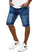 Шорты мужские джинсовые RED FRBALL XXL Синий LS321R hubmEVM91612, КОД: 1098988