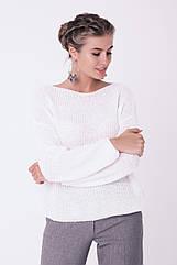 Джемпер SEWEL JW538 42-44 Белый SEW-JW538-5, КОД: 720062