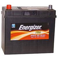 Автомобильный аккумулятор Energizer Plus (EP45JX): 45 Ач, плюс: слева, 12 В, 330 А - (545158033), 238x129x227 мм