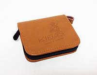 Кошелек для приманок KIBAS коричневый S KS5001, КОД: 110423