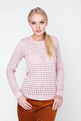 Джемпер SEWEL JW555 46-48 Розовый SEW-JW555-10, КОД: 720049