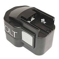 Аккумулятор для шуруповерта AEG B12 2.1Ah 12V Черный 564566, КОД: 1098957