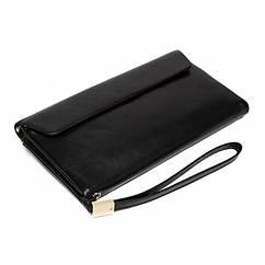 Мужской кожаный клатч Bexhill Bx3016A Черный Bx3016A, КОД: 1086236
