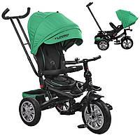 Детский велосипед Turbo Trike M003646A Зеленый 23-SAN388, КОД: 318681